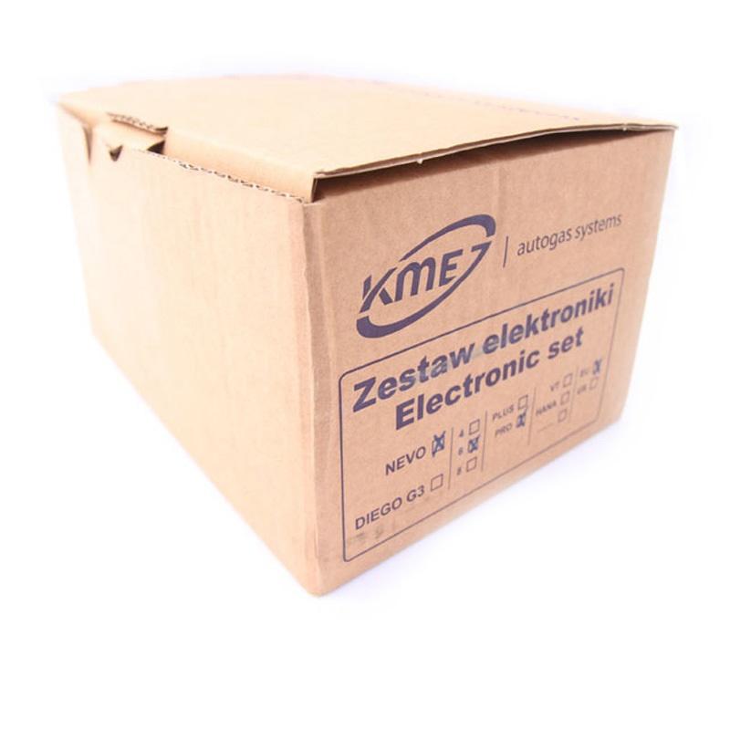 Миникомплект KME Nevo pro OBD с редуктором KME Silver до 204 лс 6224