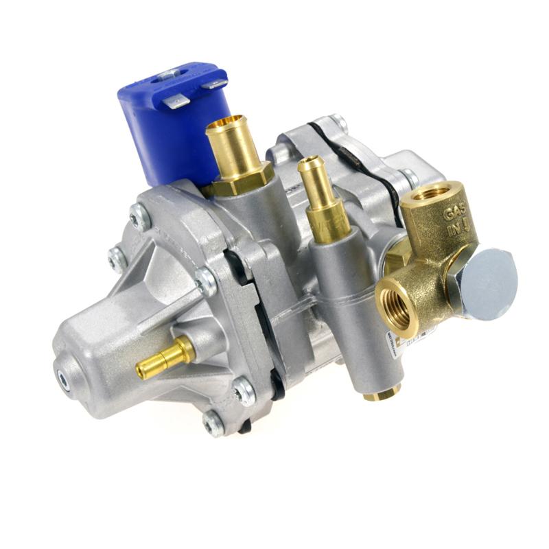 Редуктор Tomasetto AT12 185 кВт (250 л.с.) с ЭМК газа 5959