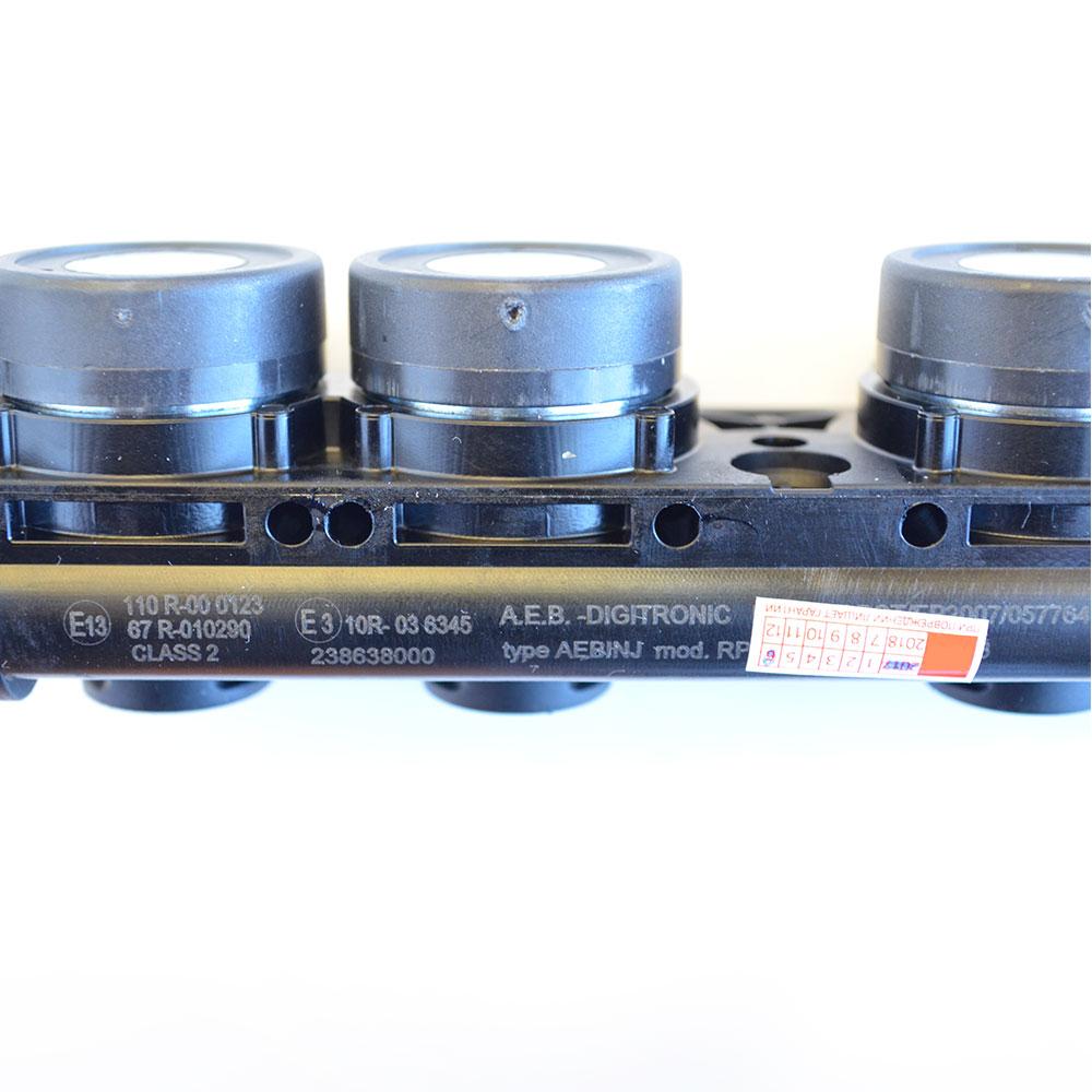 Форсунки AEB 4 цил с жиклерами 6057