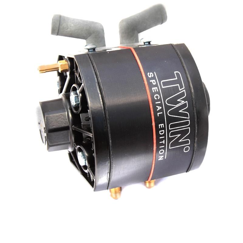 Редуктор KME R2 TWIN 300 кВт (408 л.с.) с ЭМК газа 5923