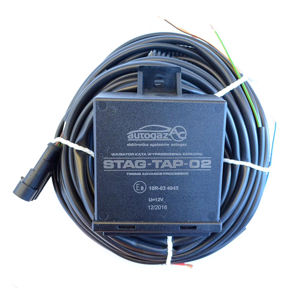 Вариатор угла опережения зажигания STAG TAP-02 6250
