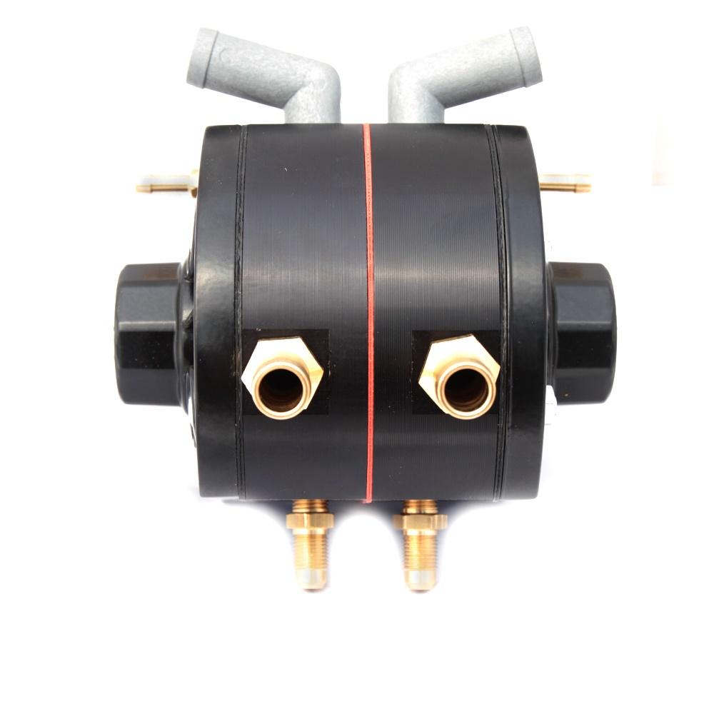 Редуктор KME R2 TWIN 300 кВт (408 л.с.) с ЭМК газа 5925