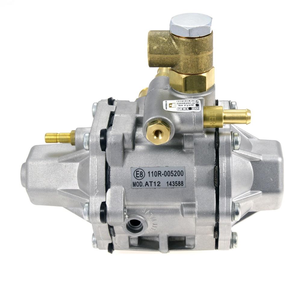 Редуктор Tomasetto AT12 185 кВт (250 л.с.) с ЭМК газа 5960