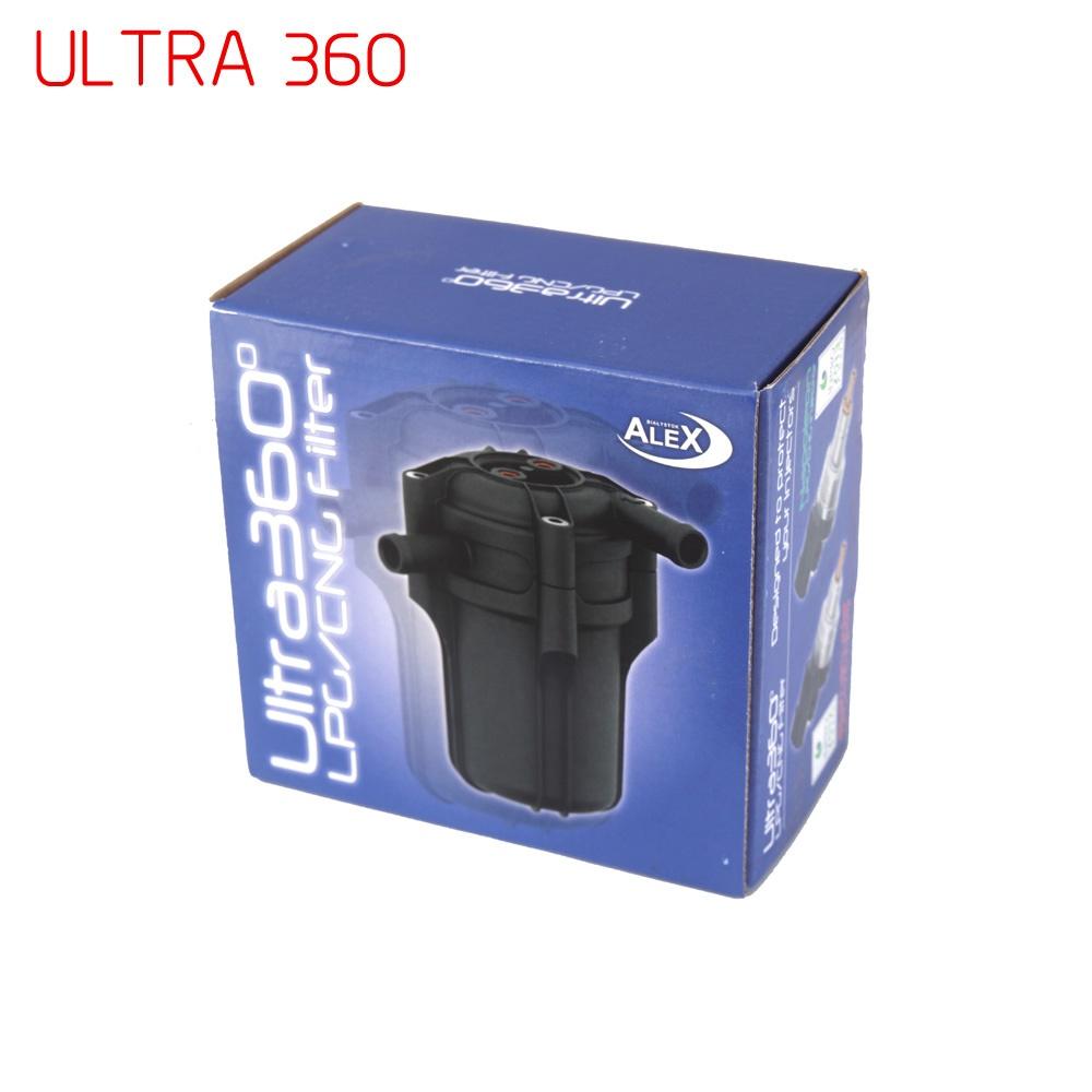 Фильтр паровой фазы Alex Ultra 360 12-12 со сменным элементом 6079