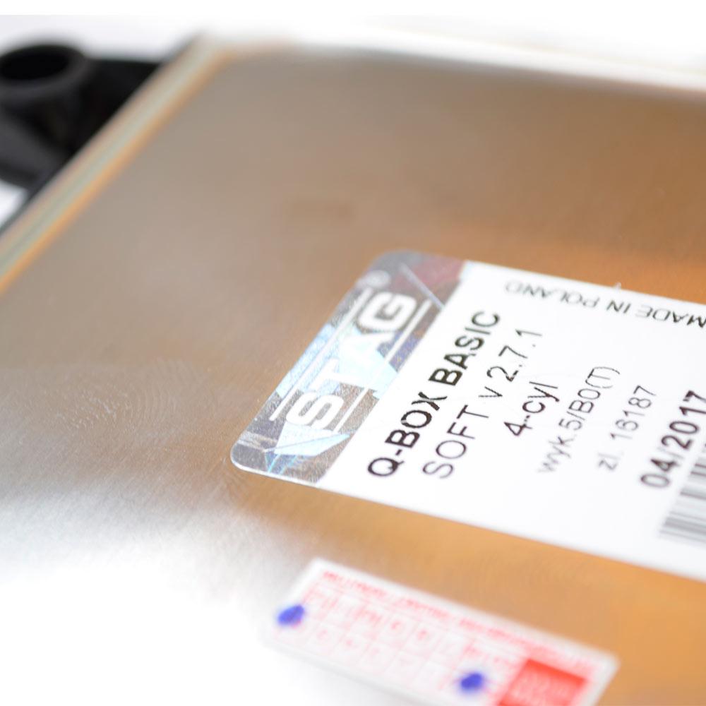 Электроника STAG QBOX Basic 6281