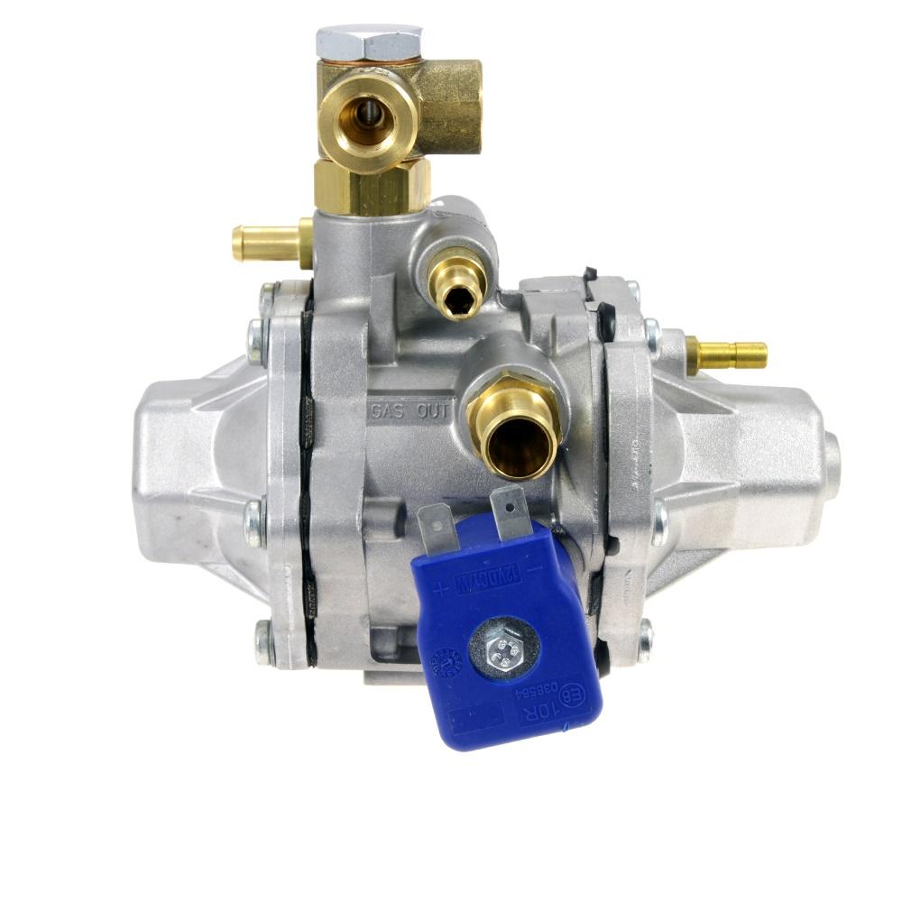 Редуктор Tomasetto AT12 185 кВт (250 л.с.) с ЭМК газа 5961