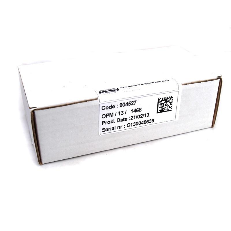 Форсунки OMVL 3 цил. 3 Ом с жиклерами и штуцерами в коллектор 5990