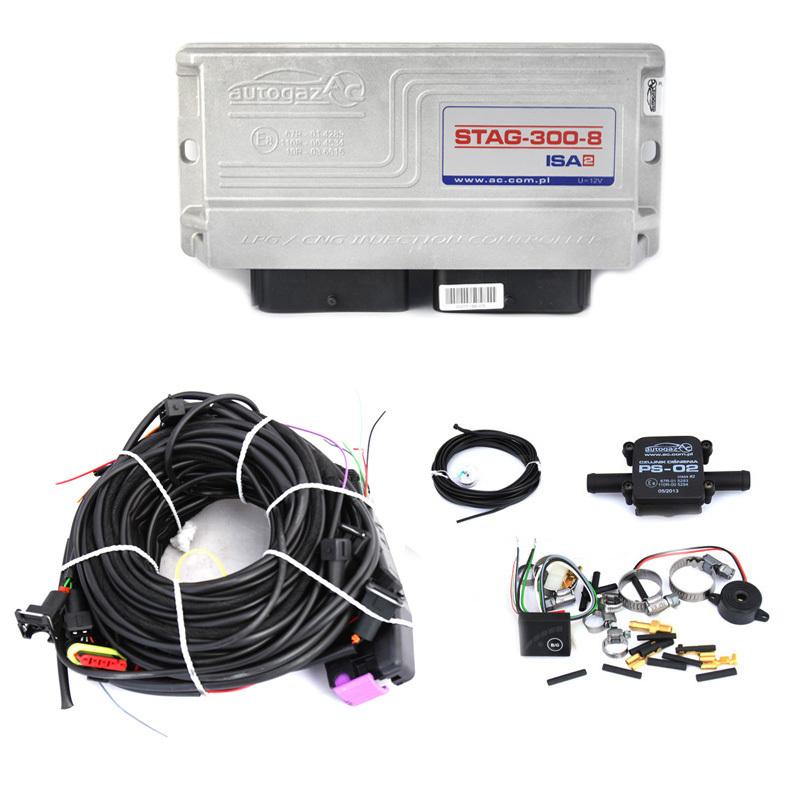 Электроника STAG 300-8 ISA2