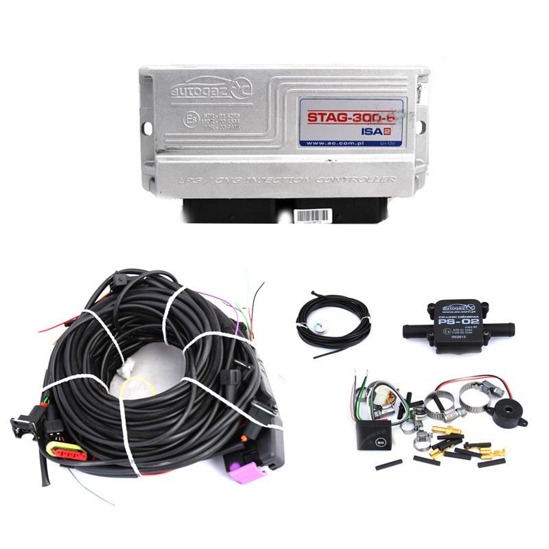 Электроника STAG 300-6 ISA2