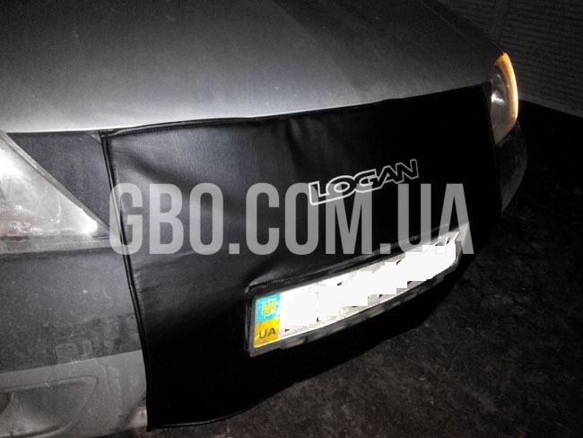 Утеплитель радиатора Dacia/Renault Logan (маска)