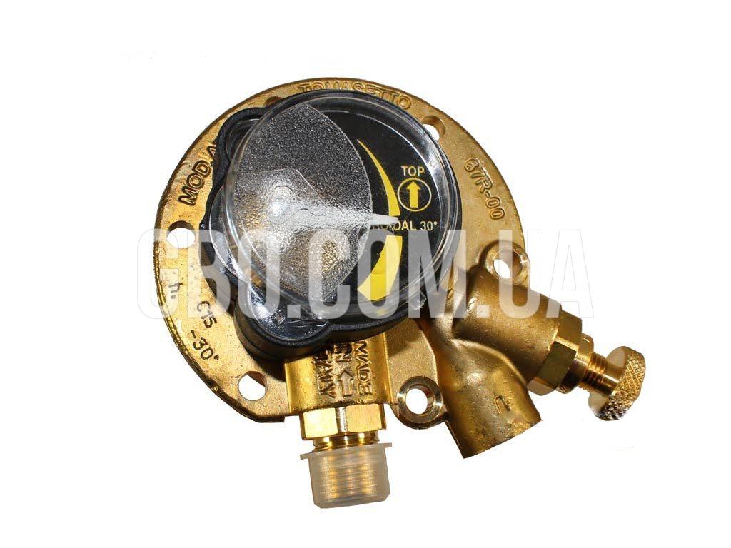 Мультиклапан Tomasetto AT00 для внешнего тор баллона - 200/0