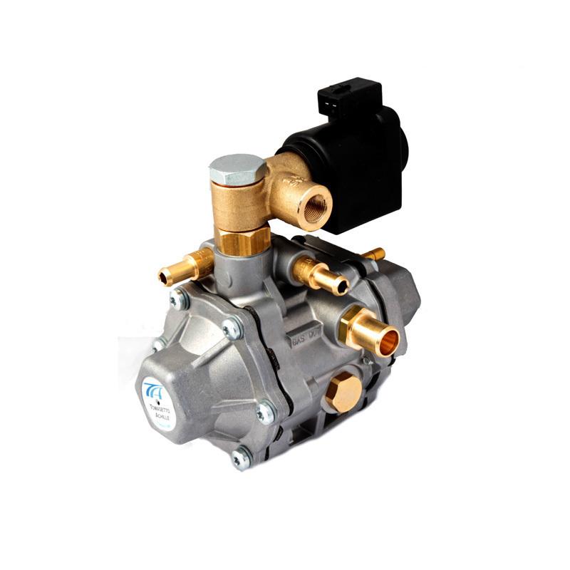 Редуктор Tomasetto AT12 Super (метан) 300 кВт ( 408 л.с.) с ЭМК газа